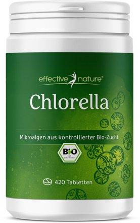 Intensive Darmsanierung mit basischen Mineralstoffen und Chlorella