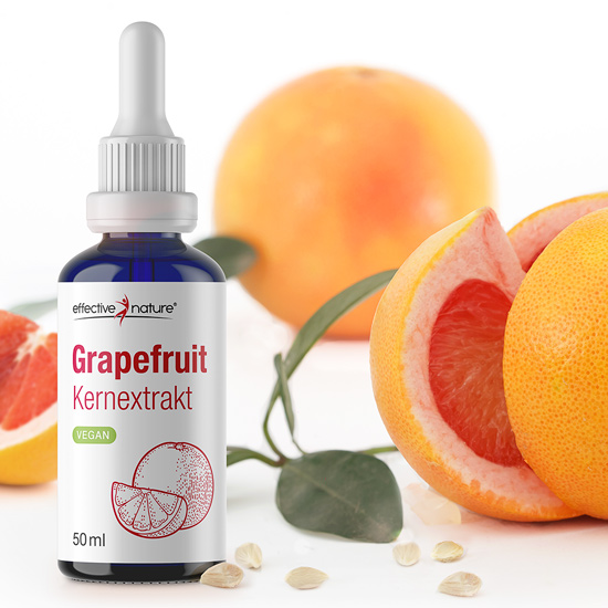 Grapefruitkernextrakt von effective nature