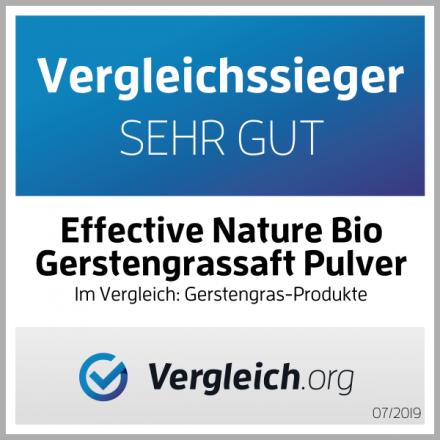 Gerstengrassaft Pulver - Bio