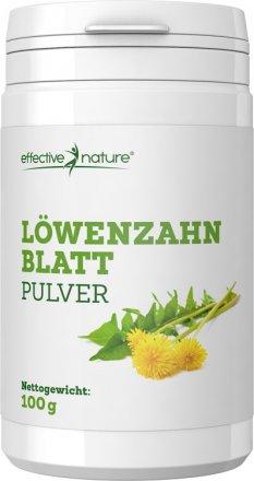 Löwenzahnblatt Pulver