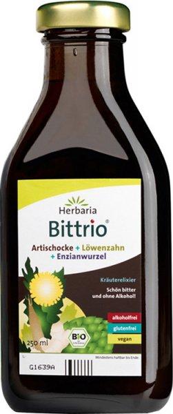 Bittrio Kräuterelixier - Bio - 250ml