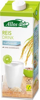 Reis-Drink Naturell - Bio - 1000ml