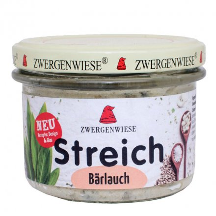 Bärlauch Streich - in Bio-Qualität