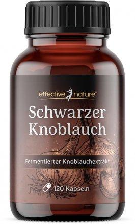 Schwarzer Knoblauch-Extrakt - das Beste aus der beliebten Knolle