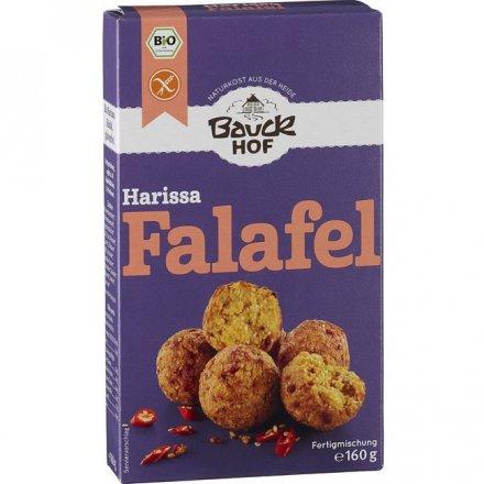Harissa Falafel - aus Bio-Zutaten