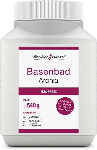 Basenbad Aronia - 540g