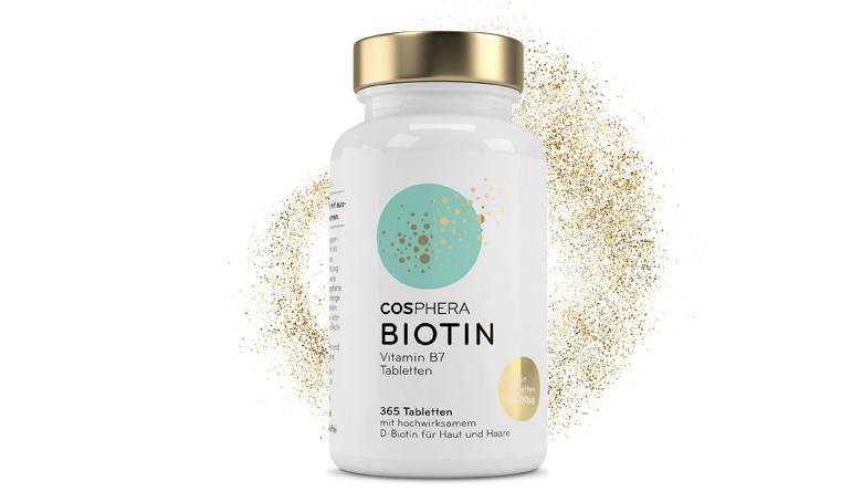 Biotin von Cosphera
