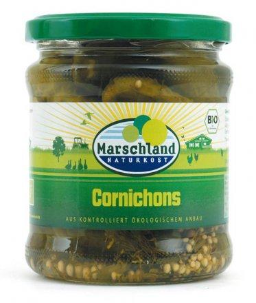 Cornichons - Marschland Naturkost