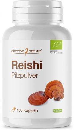 Reishi Pilz - 150 Kapseln