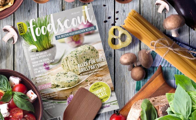 Foodscout - das neue Rezept-Magazin: Ausgabe 3