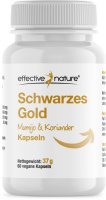 Schwarzes Gold - Mumijo & Koriander