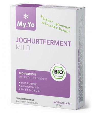 Joghurtferment mild