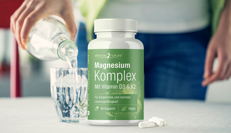 Magnesium Komplex von effective nature