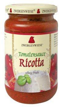 Vegetarische Tomatensauce mit Käse