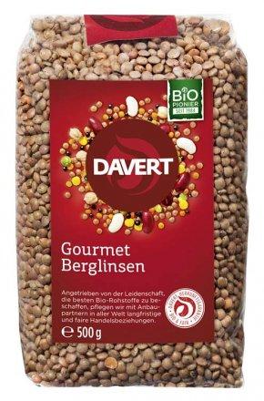 Berglinsen - Davert - Bio - 500g