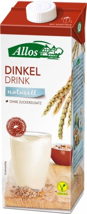 Dinkel-Drink Naturell - Bio - 1000ml