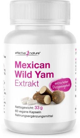 Mexican Wild Yam Extrakt Kapseln