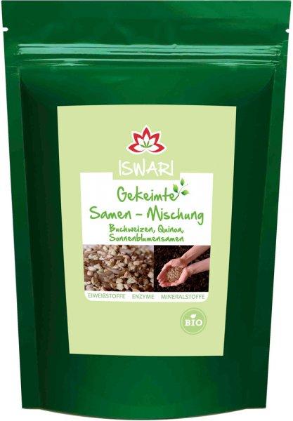 Buchweizen, Sonnenblume und Quinoa Mix - Bio - 250g