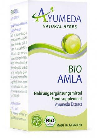 Amla-Extrakt in Bio-Qualität
