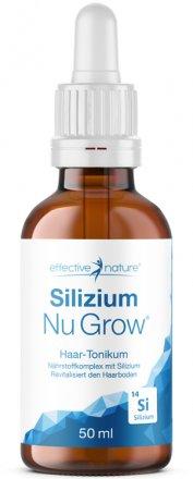 Nu Grow Haarnährstoffe-Tonikum und Kapseln