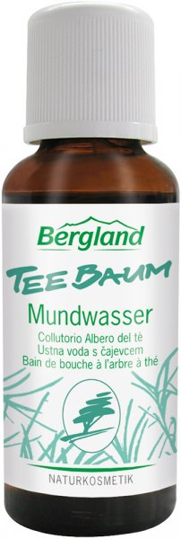 Teebaum Mundwasser Meleudent - 30ml