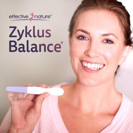 Zyklus Balance® 1 + 2 - inkl. kostenlosem Ovulationstest