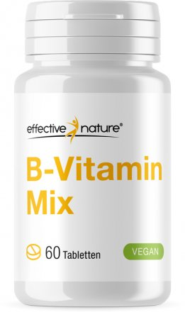 Vitamin-B-Mix Tabletten - 60 Stk. - 28g
