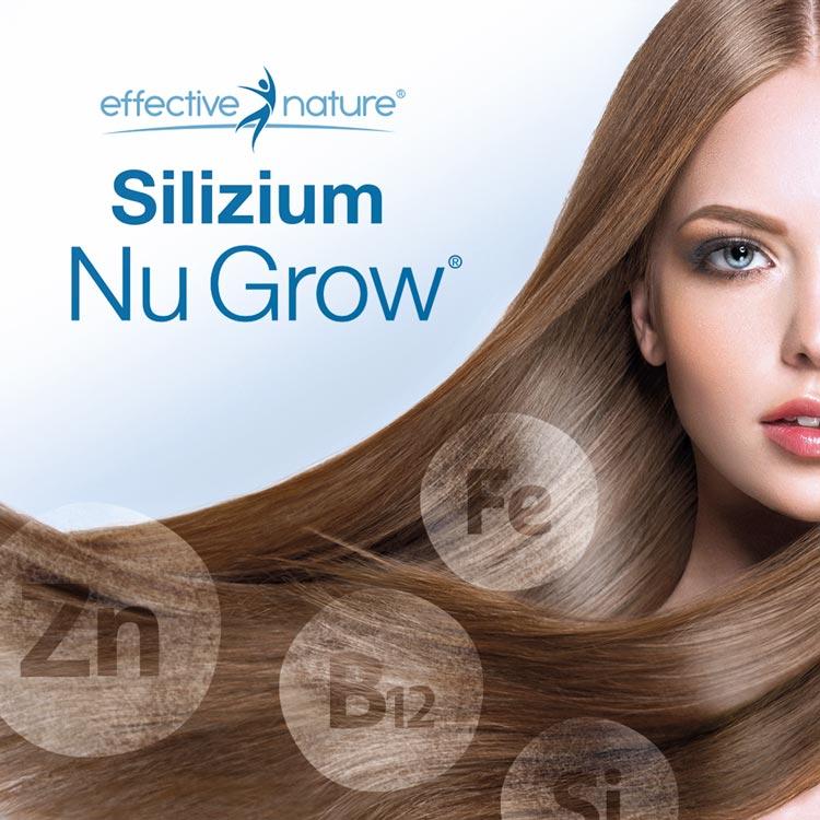 Silizium Nu Grow - das beste für Ihr Haar