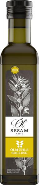 Sesamöl - Bio - 250ml