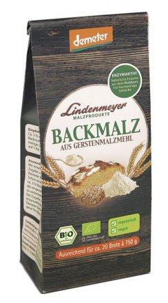 Lindenmeyer Backmalz demeter - Donath Mühle - Bio - 200g