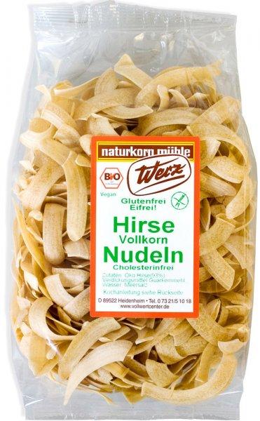 Hirse Vollkorn Nudeln - Bio - 200g