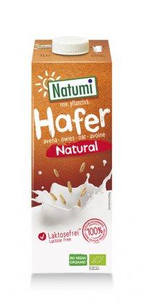 Hafer Drink Natural - Natumi - Bio - 1000ml