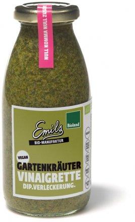 Gartenkräuter-Vinaigrette - in Bioland-Qualität