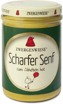 Scharfer Senf - Bio