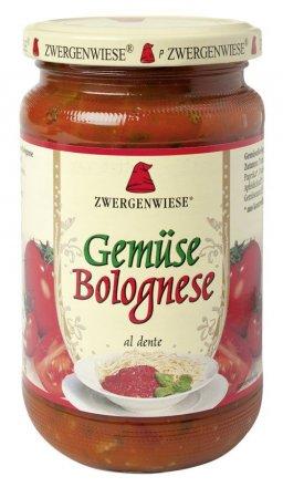 Vegane Bolognese aus Gemüse