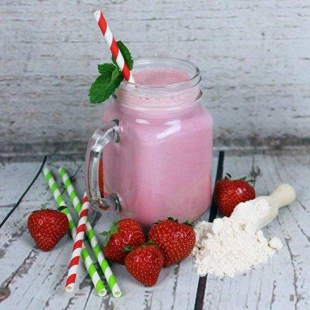 Bio Whey Protein - Erdbeere - 500g