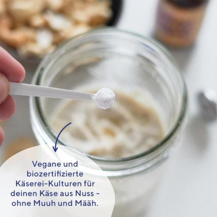 Edelschimmel Candidum vegan