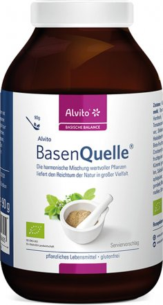 Bio Basenpulver - Basenquelle