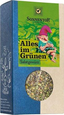 Alles im Grünen - Salatgewürz
