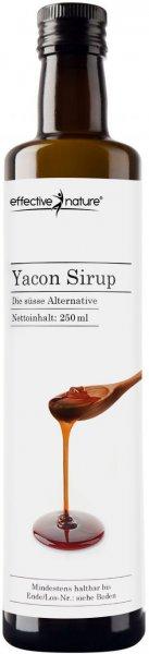 Yacon Sirup - Flasche 250ml