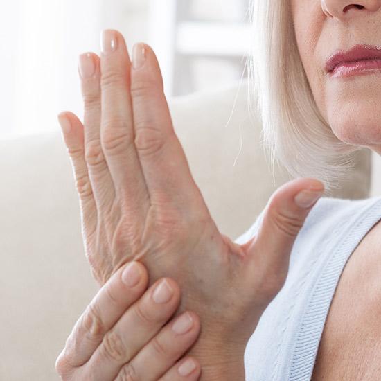 Osteoporose während der Menopause