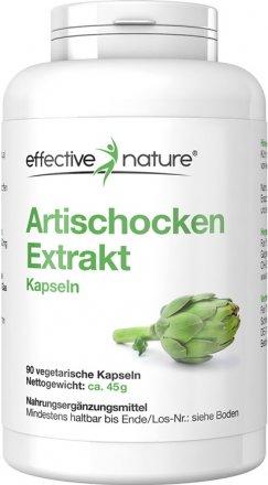 Artischocken Extrakt Kapseln - 90 Stk. - 45g