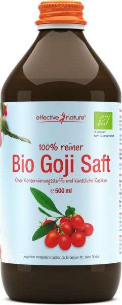 Goji Saft - Bio - 500ml