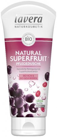 Duschgel Natural Superfruit - Lavera
