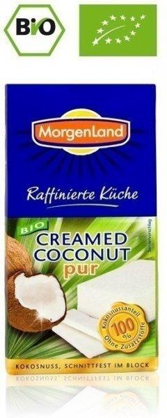 Creamed Coconut pur - Bio - 200g