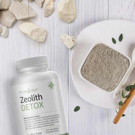 Zeolith Detox Pulver