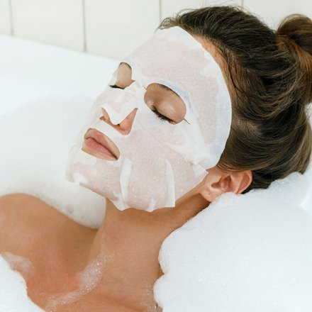 Gesichtsmaske Feuchtigkeit mit Liposomen - 25 ml